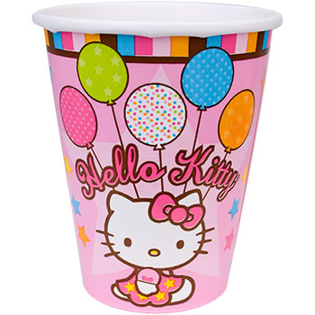 hellokitty-party-paper-cup