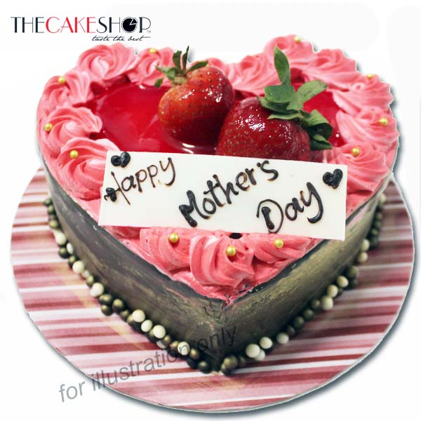 Pictures Of Birthday Cake For Mothers : Best Mother s Day Cakes 2016 in Singapore   Birthday Party ...