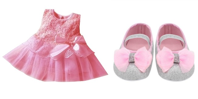 princess-dress-pink-tutu-with-bow