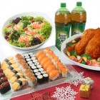 Last Minute Christmas Food Delivery in Singapore