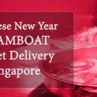 CNY Steamboat Buffet Delivery in Singapore