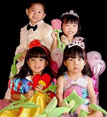 kid-styling-glamour -kiddies