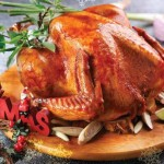 Christmas Dinner Singapore 2015: Turkey with Delivery