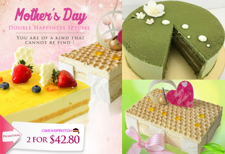 Mothers Day Cake Singapore